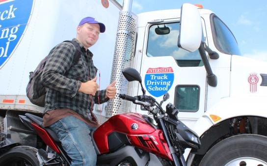 Professional Program Success Stories Interstate Truck Driving School